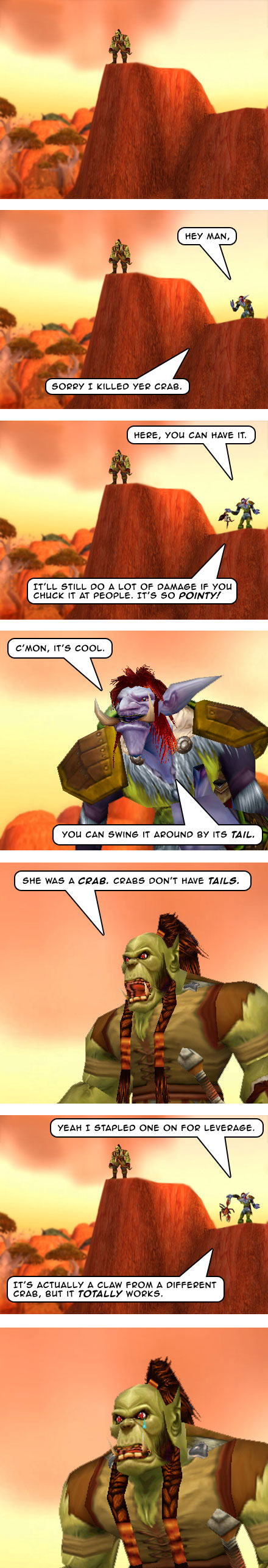 Part 2: Troll Apologies