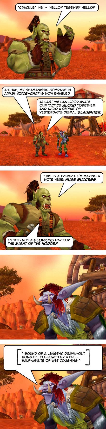 Part 6: Gravy Speaks His Mind