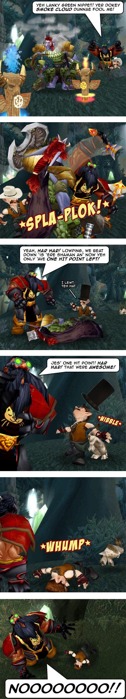 Part 17: Fateful Nibble
