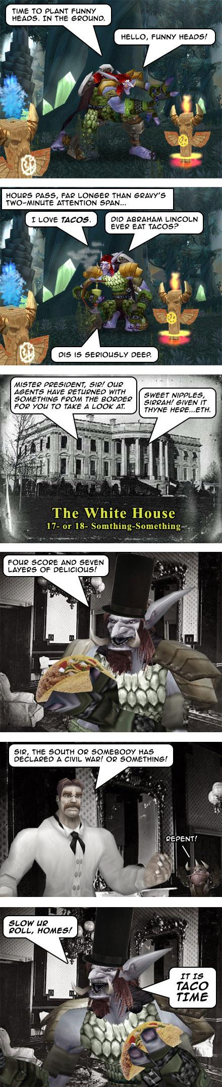 Part 7: Alternate History